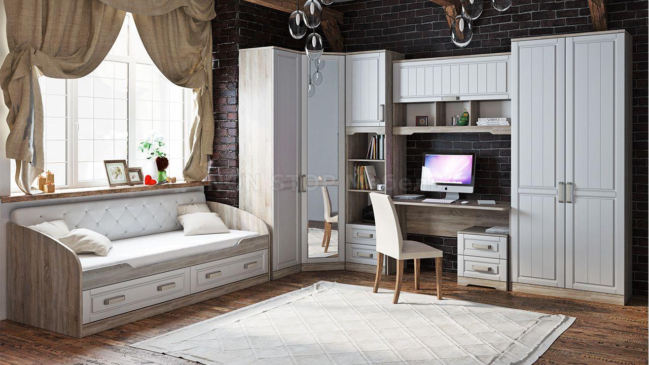 Комплект мебели для детской комнаты Прованс №2